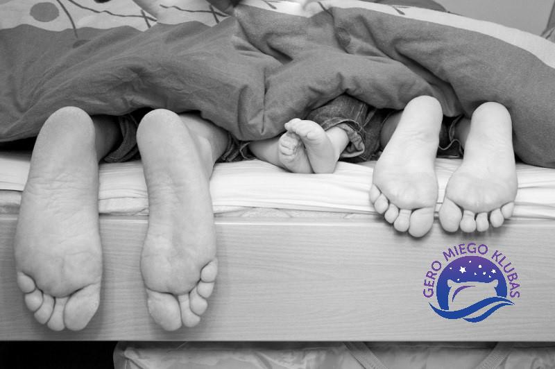 Geras ir kokybiškas miegas – kodėl tai svarbu?