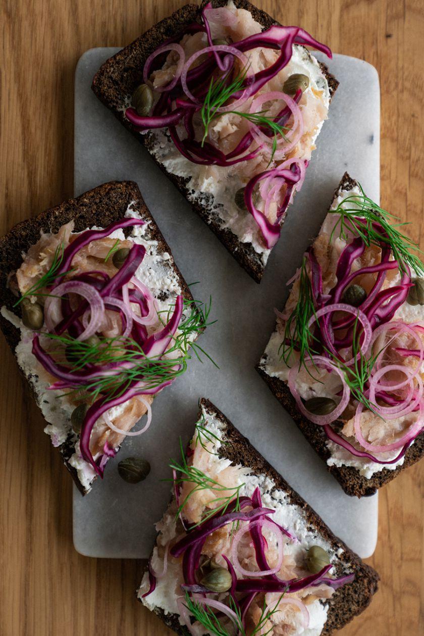 Žymi tinklaraštininkė atskleidė, kokia duona dabar madinga ir su kuo ją valgyti