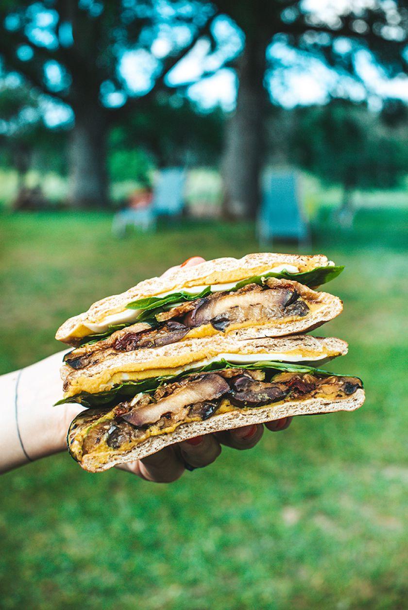 Ruošiamės į gamtą: 10 patarimų, kokį sumuštinį pakuoti ir kaip jį gaminti