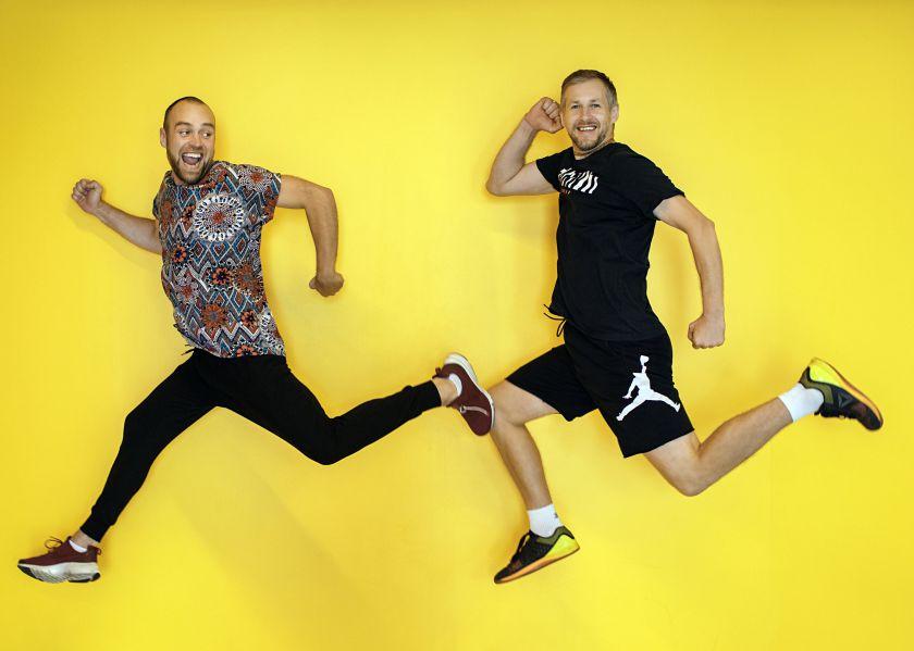 """Simonas Urbonas: """"Bėgsiu maratone, kad atsisukčiau į savo baimes ir svajones"""""""