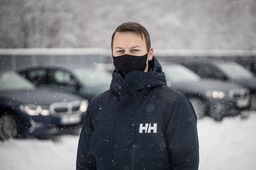 Saugesnėms medikų kelionėms karantino metu – BMW automobiliai