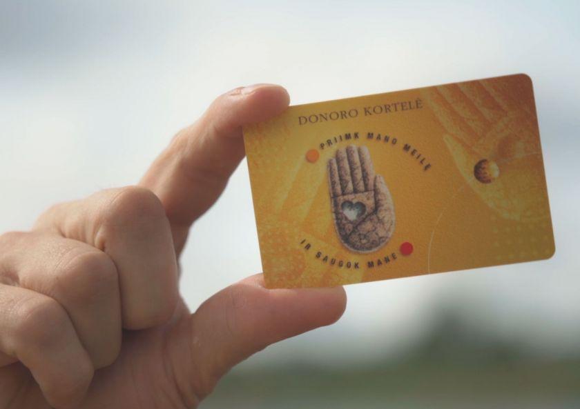 Donoro artimųjų apsisprendimą palengvintų numanomo sutikimo modelis