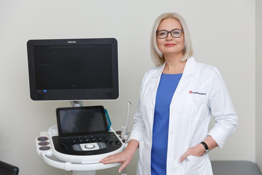 Pasirinkti akušerio-ginekologo profesiją paskatino gimties stebuklas