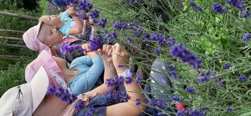 Darželio vadovė: vaikams nurimti padeda kvapai