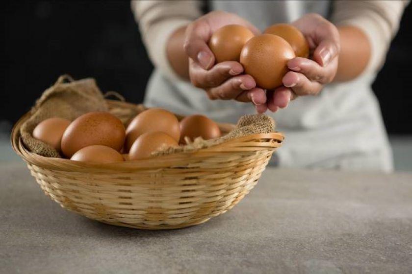 Kiaušinis – daugiau nei 1000 įvairių baltymų šaltinis